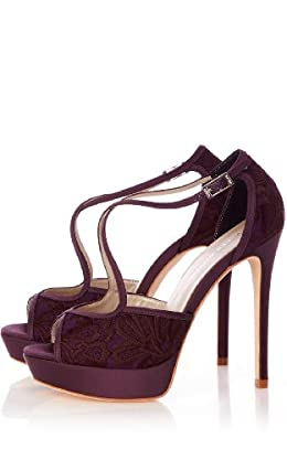 Lace Sandal