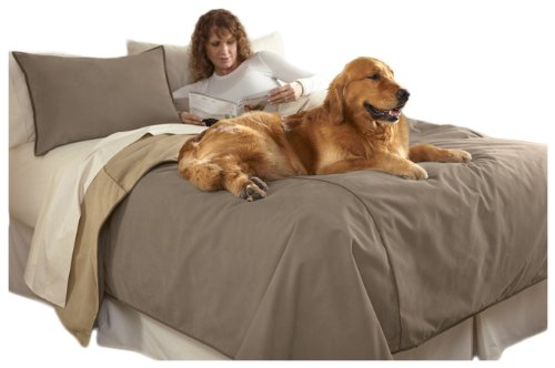 Good Orvis Reversible Dog Proof Coverlet And Matching Sham / Only Standard Sham,  Each