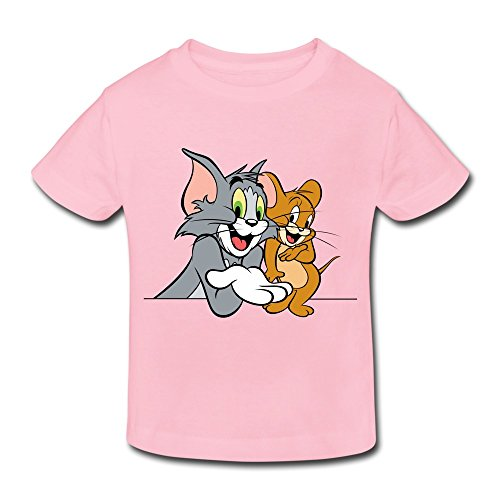 Kids Toddler Tom Jerry Show T-Shirt