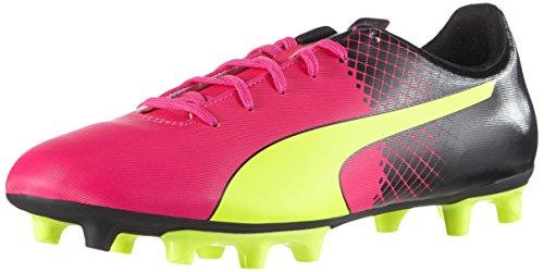 Puma EvoSpeed 5.5 Tricks FG Scarpa Calcio, Rosa, 11