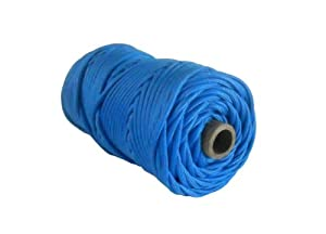 Paracord / Parachute Cord - 750lb Mil-C-5040-H Type IV 200Ft. Color = Royal Blue. This is the actual parachute cord used by the US Military. It is the Best Paracord available to the public and made by a US Governement Certified Manufacturer. This Paracord is rated to 750 pounds (beating the average