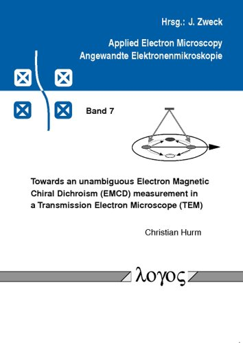 Towards An Unambiguous Electron Magnetic Chiral Dichroism (Emcd) Measurement In A Transmission Electron Microscope (Tem) (Applied Electron Microskopy - Angewandte Elektronenmikroskopie)