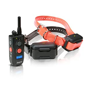 Dogtra 1900NCP Field Star 1/2 mile Training Collar Single Dog (Two(2) Dog Trainer)
