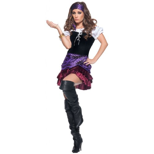 Miss Fortune Costume - Small - Dress Size 4-6