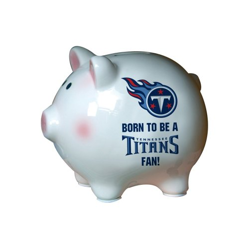 Tennessee Titans Born to be Piggy - 1