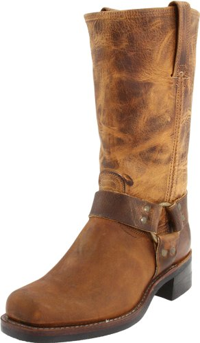 Frye Men's Harness 12 R Boot Dark Brown 87350DBN12 11 UK D