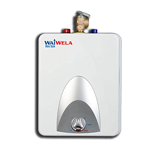 WaiWela WM-2.5 Mini Tank Water Heater, 2.5-Gallon (Electric Mini Water Heater compare prices)