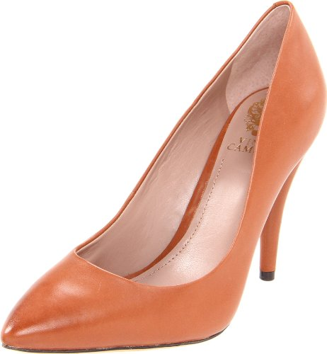 Vince Camuto Women's Heath Pump,Canyon Brown,9 M US