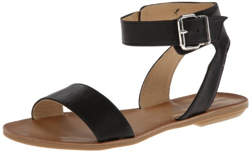 Dirty Laundry Women'S Bubbly Gladiator Sandal,Black,6 M Us front-38394