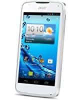 Acer Liquid Gallant Duo Pure White 4GB Bianco