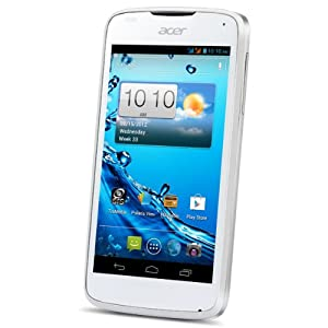 Acer Liquid Gallant Duo Pure White 4GB Bianco