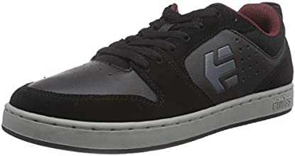 Etnies  VERANO, Sneakers basses hommes - Noir - Schwarz (Black/Grey/Red), 47 EU