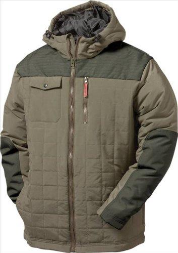 Caterpillar 1313036 Highline Jacket Olive Size Large