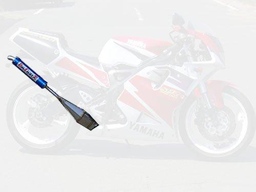 ドッグファイトレーシング ステンレスチャンバー アルミサイレンサー ヤマハ 95-98'TZR250SPR