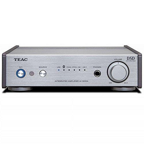 ティアック Bluetooth/USB/DAC搭載ステレオプリメインアンプ Reference 301 スペシャルパッケージ AI-301DA-SP/S
