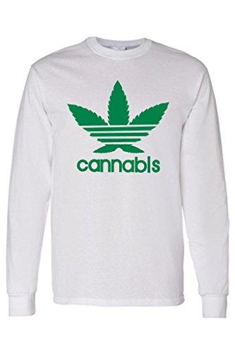 MensUnisex-Funny-Cannabis-Long-Sleeve-T-shirt