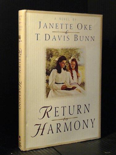 Return to Harmony: A Novel
