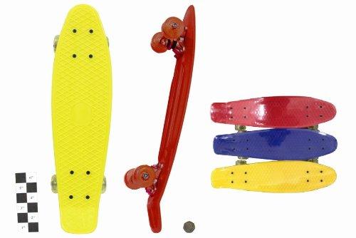 le-skateboard-de-retro-le-rapport-dabec7-pour-patiner-les-gamins-plastic-lamusement-sportif-en-plein