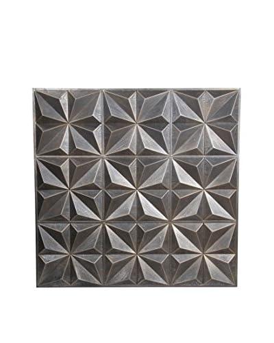 Metal Wall Décor, Silver