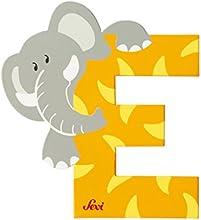 SEVI 1831 - Graffiti Animals - Letter E Elephant 81605
