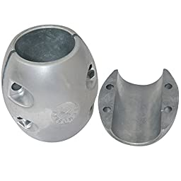 Tecnoseal - Tecnoseal X10 Shaft Anode - Zinc - 2-1/4\