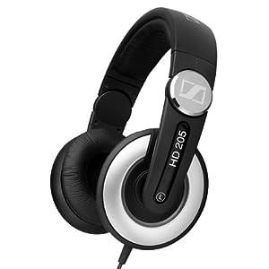 Sennheiser HD Over-Ear Stereo Headphone 205 II at Rs 2,730 from Amazon