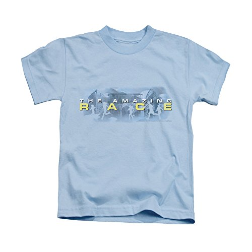 Amazing Race Cbs Reality Tv Game Show In The Clouds Juvenile T-Shirt Tee