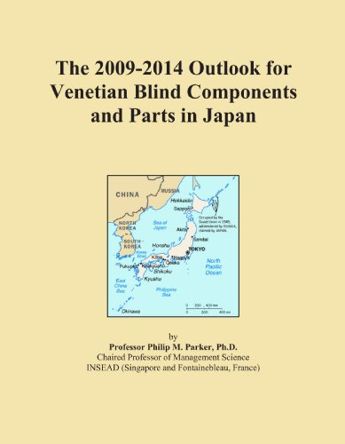 The 2009-2014 Outlook for Venetian Blind Components and Parts in Japan