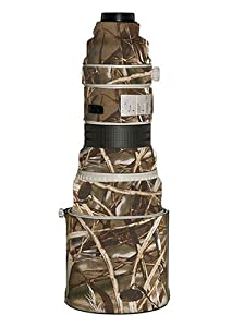 LensCoat Lens Cover for the Canon 400mm f/2.8 IS Lens - Realtree Max4