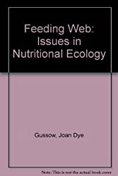 Feeding Web: Issues in Nutritional Ecology