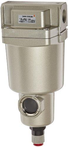 SMC AMG350C-N04C Water Separator, N.C. Auto Drain, 1,500 L/min, 1/2