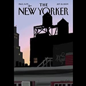 The New Yorker, September 21, 2009 (Jeffrey Toobin, Ta-Nehisi Coates, Peter Schjeldahl) Periodical
