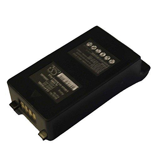 Batterie vhbw 2200mAh (7.4V) pour Psion Teklogix 7035, 7035i, 7035if. Remplace: 20605-002, 20605-003
