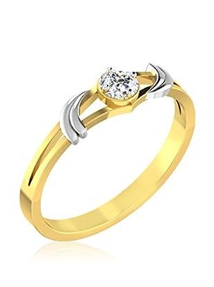 Friendly Diamonds Anillo FDR8840Y (Oro Amarillo)