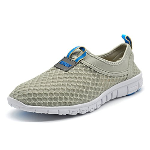 Men & Women Breathable Running Shoes,beach Aqua,outdoor,water,rainy,exercise,climbing,dancing,drive EU46 Blue