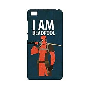 StyleO Xiaomi Mi 5 Designer Printed Case & Covers (Xiaomi Mi 5 Back Cover) - Superhero Deadpool