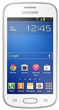 Samsung S7390 Smartphone débloqué 3G (Ecran: 4 pouces - 4 Go - Android) Blanc