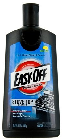 Easy-Off One Step Stovetop Cleaner 75880 8.1Oz front-508810