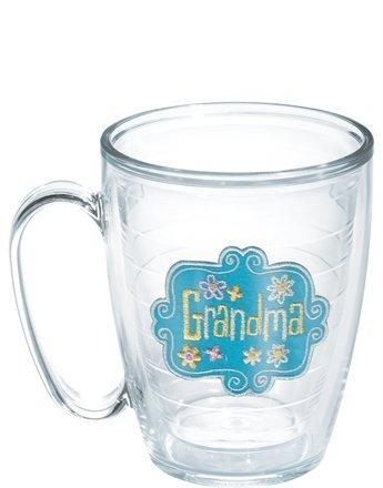 Tervis Tumbler Hallmark Satin Grandma 15Oz Handled Mug front-771369
