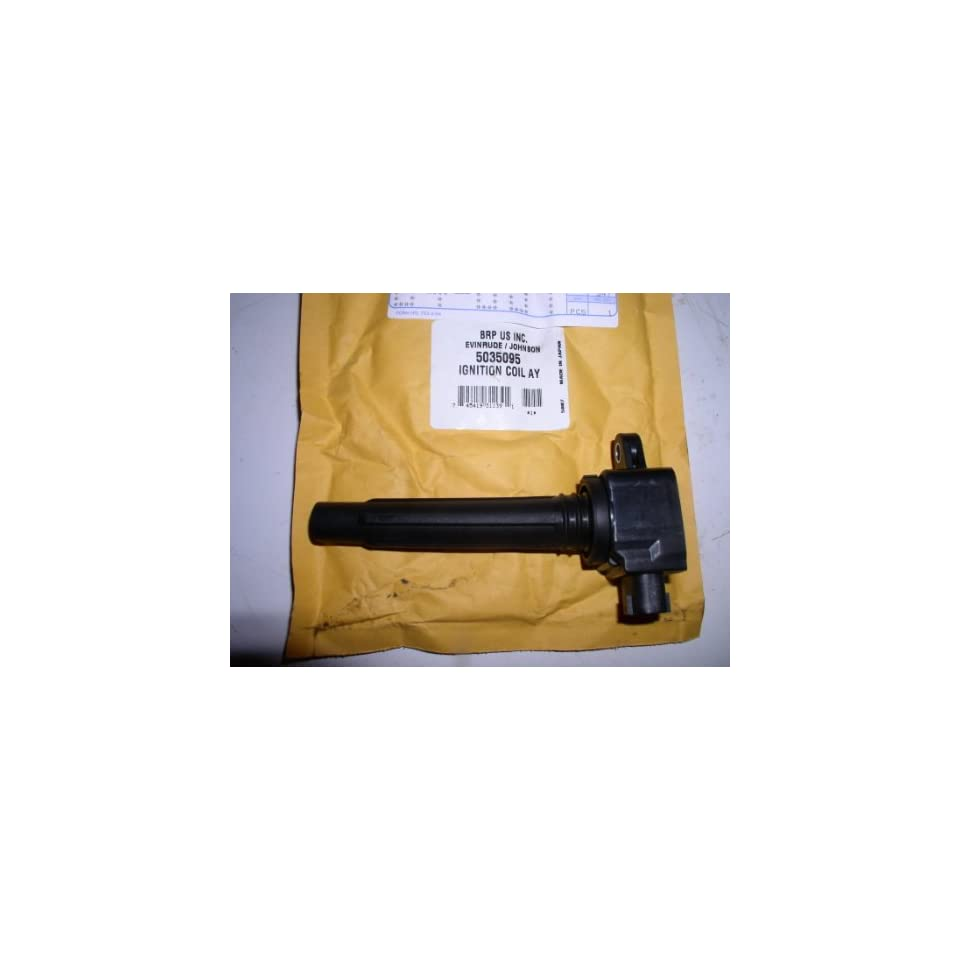BRP Evinrude/Johnson OEM ignition coil assembly 5035095 on