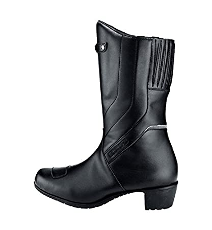 IXS - bottes - RIA - Couleur : Noir - Pointure : 36