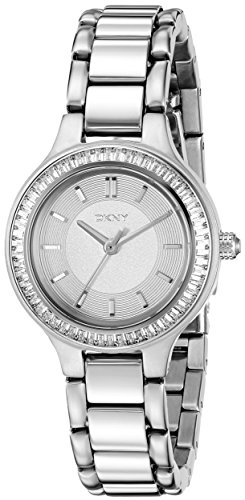 DKNY Damas Chambers Analógico Dress Cuarzo Reloj NY2391