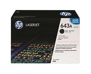 HP Q5950A Laserjet 4700  Black Cartridge in Retail Packaging