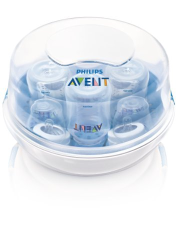 Philips Avent Microwave Steam Sterilizer Gift, Baby, Newborn, Child