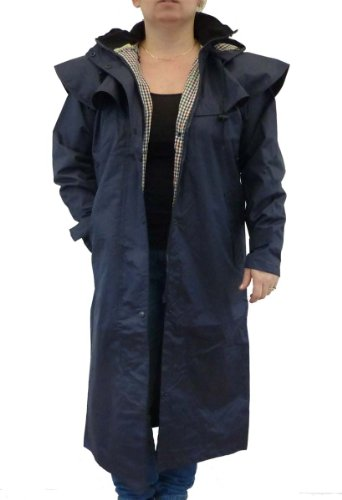 Country Estate Sandringham Ladies Full Length Waterproof Coat
