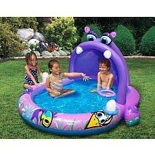 Happy Hippo Splash Pool by Toy Quest günstig online kaufen