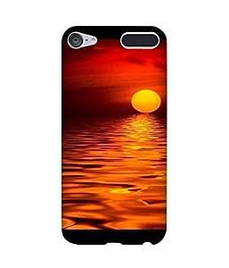 Sun Set Apple iPod Touch (6th Generation) Case