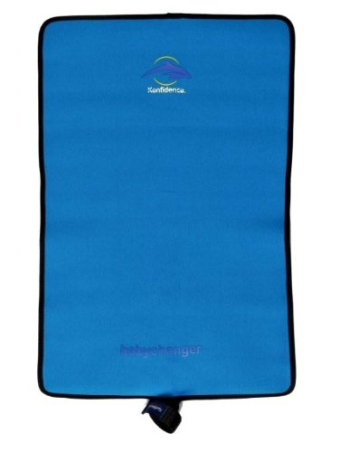 Konfidence Baby Changer Mat - Blue