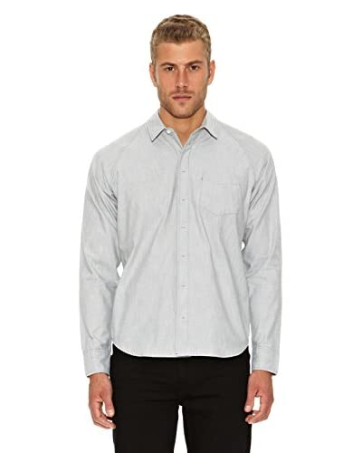 Levi's Camisa Hombre Pocket Azul Claro