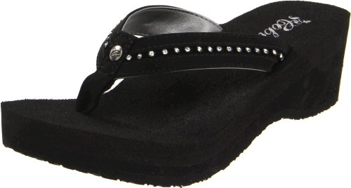 Cobian Women'S Tiffany Sandal,Black,7 M Us